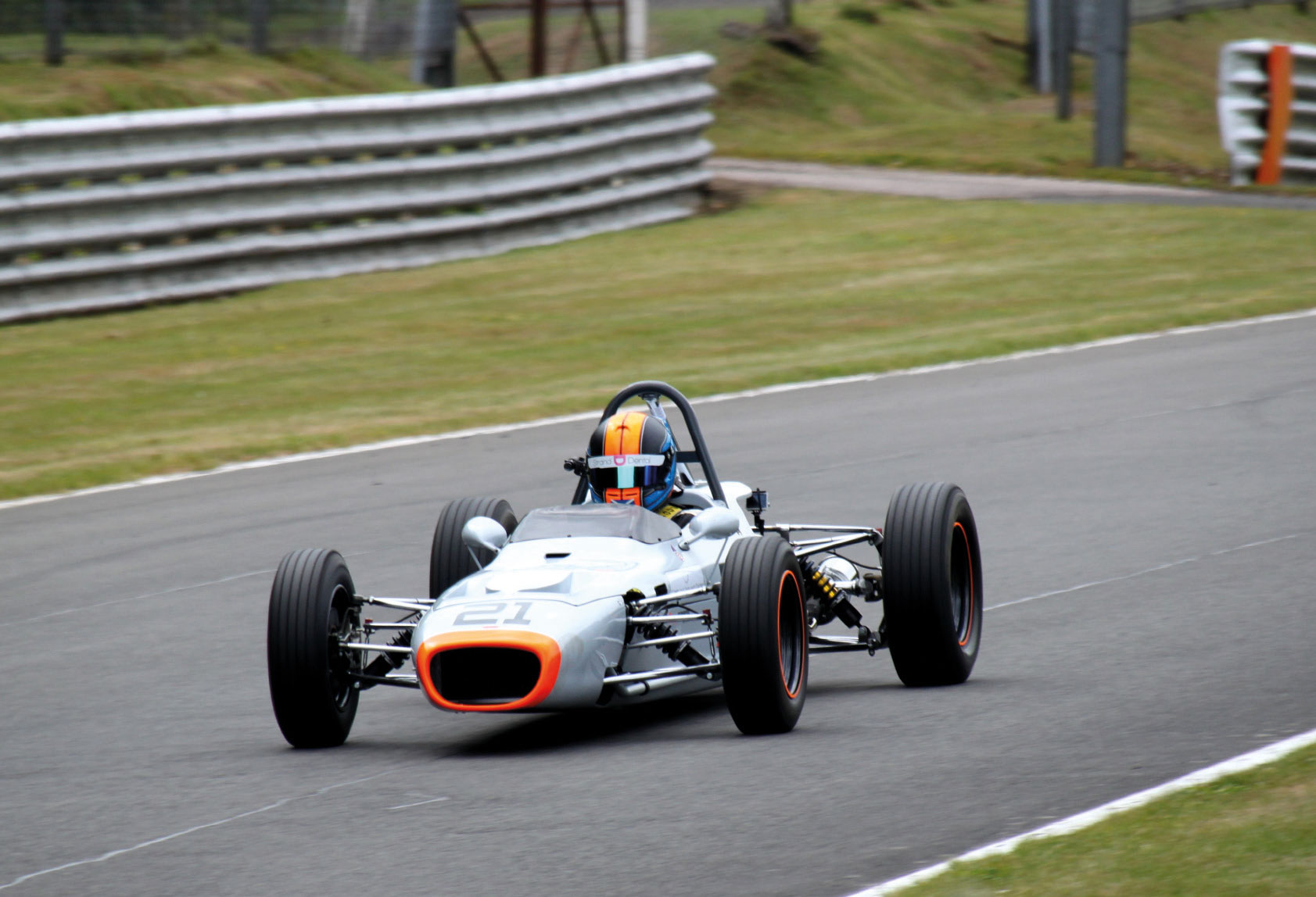 Brands Hatch Superprix: …und Nr. 21, Ross Drybrough